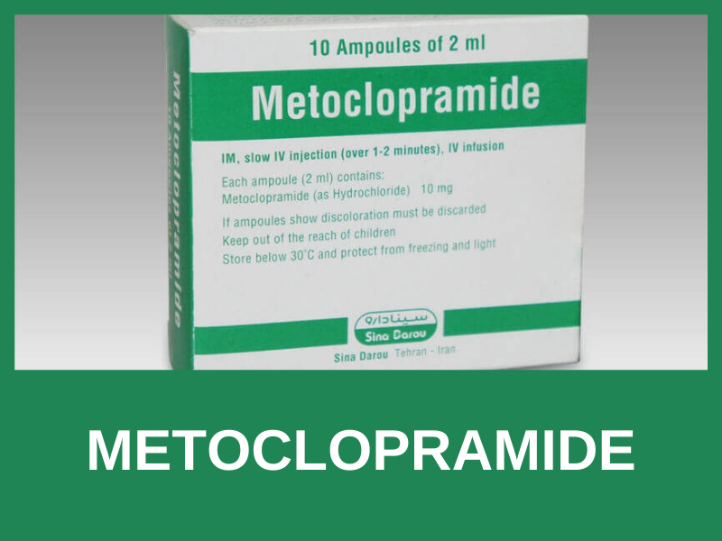 Metoclopramide