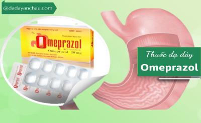 Omeprazol: Tác dụng, cách dùng và những lưu ý khi sử dụng