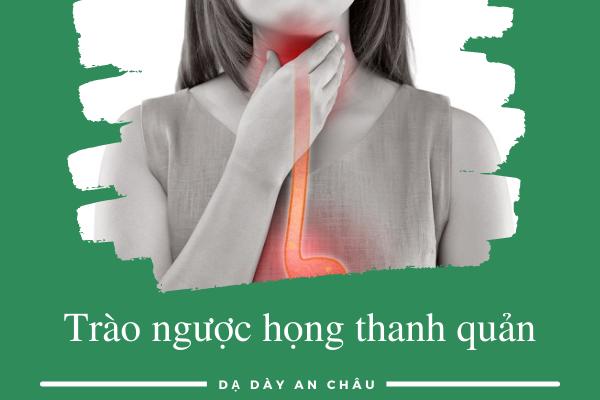 trào ngược họng thanh quản là gì
